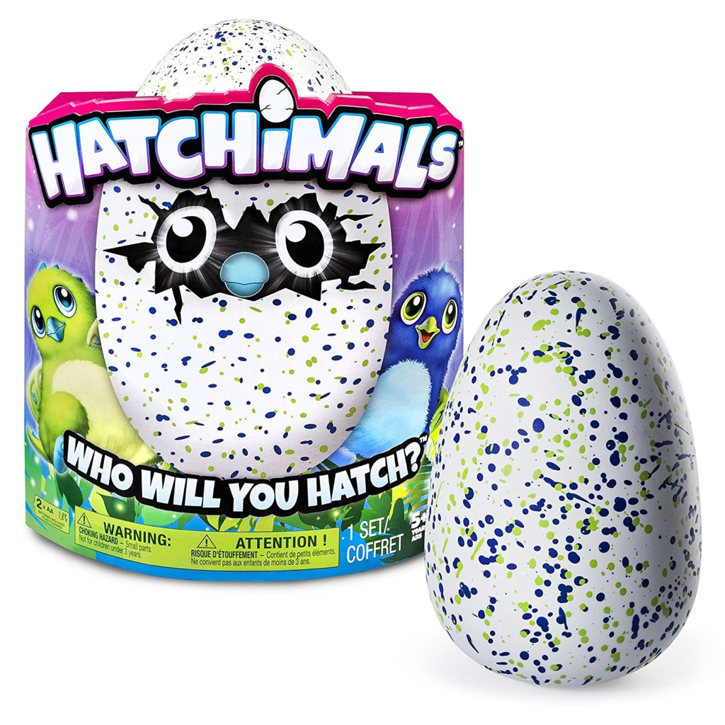 Hatchimals Hatching Egg Creature Toy