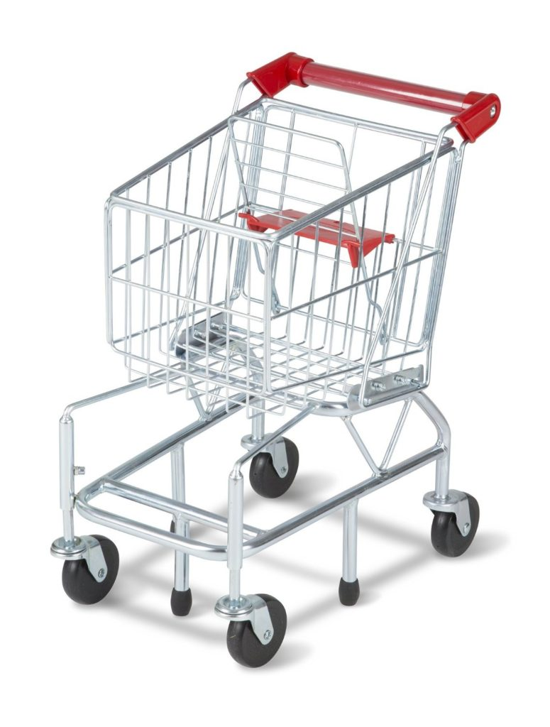 Toy Shopping Cart By Mellisa And Doug