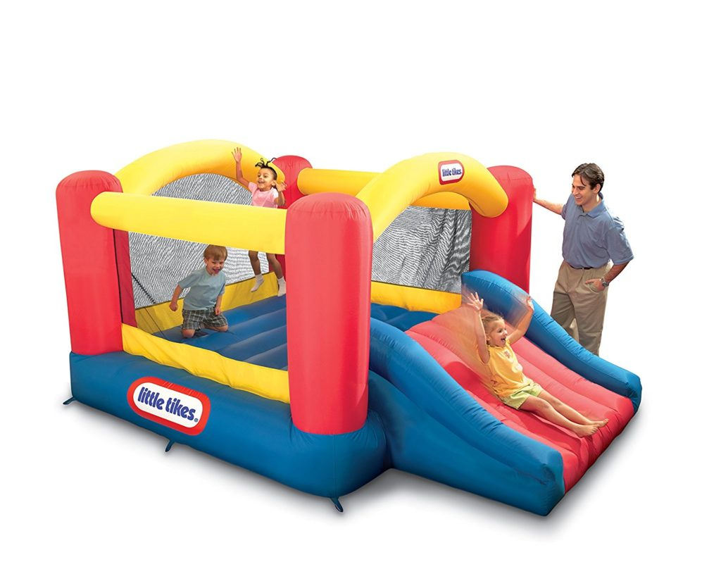 Little Tikes Jump n Slide Bouncer