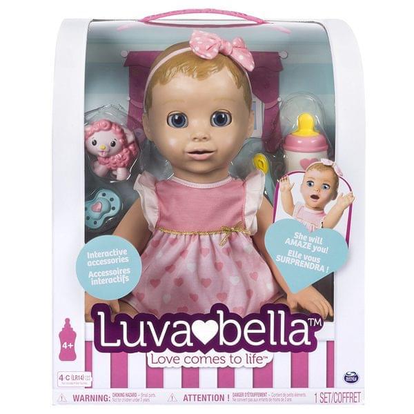 Lifelike Luvabella Baby Doll 2