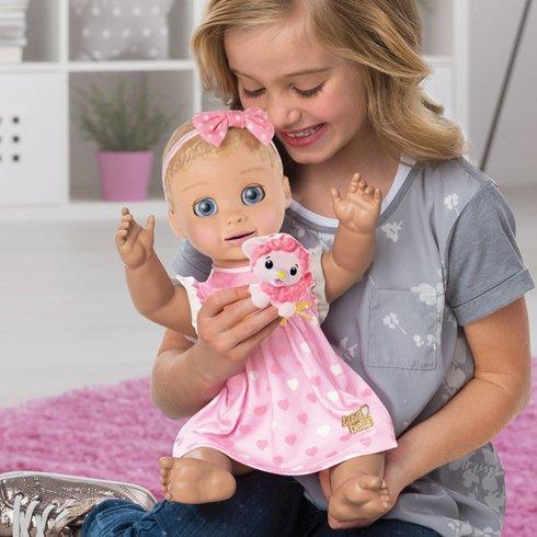 Lifelike Luvabella Baby Doll